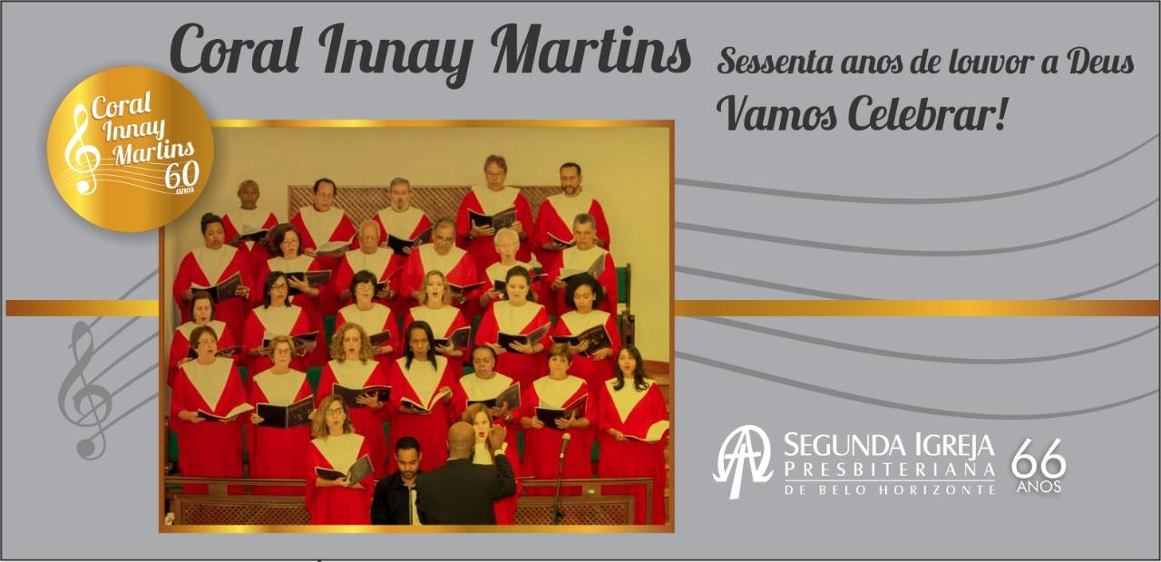 Coral Innay Martins – 60 ANOS