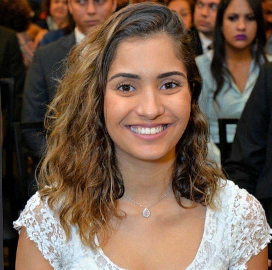 Raíssa Brasil como seminarista da Segunda Igreja